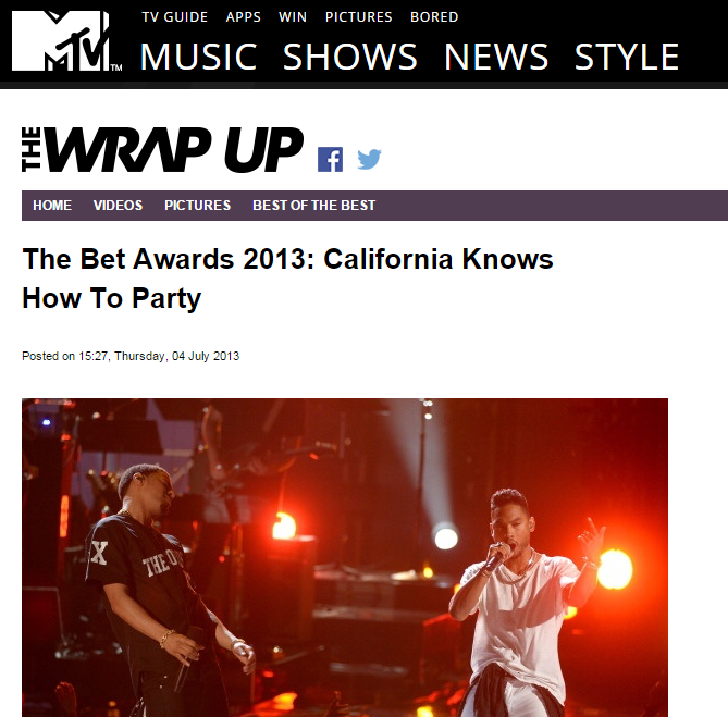 BET Awards review