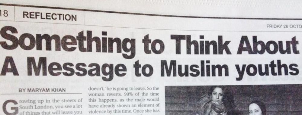 Muslim Weekly