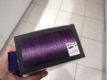 violet dye