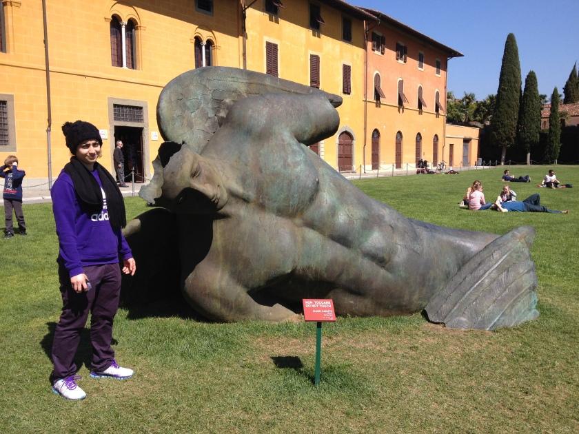 Pisa Angel