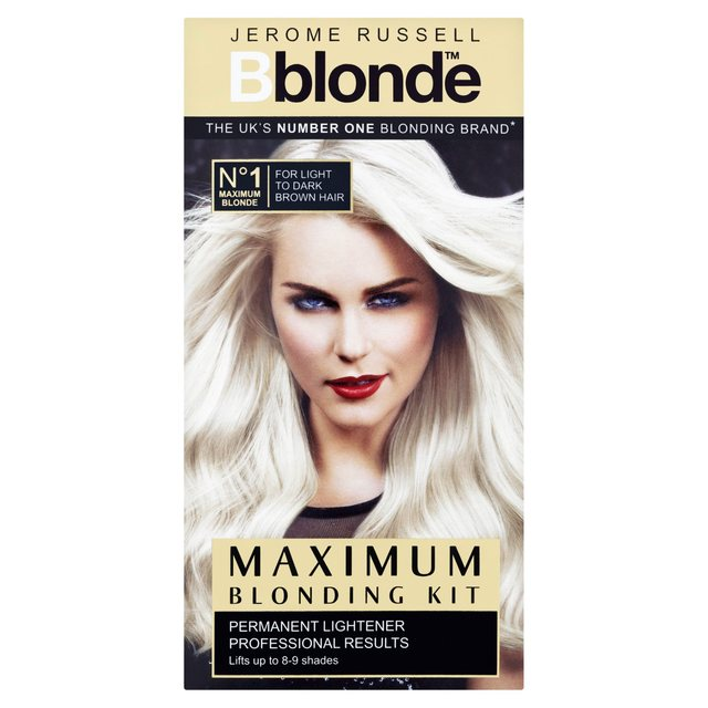 Bleaching Dark Hair For Dummies Maz Halima Khan