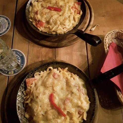 cheese pasta