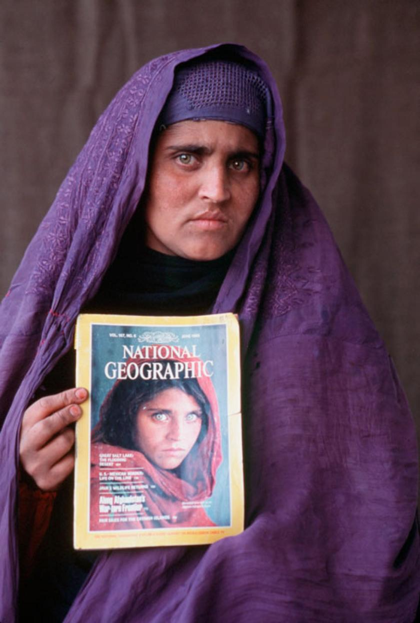 afghan girl now