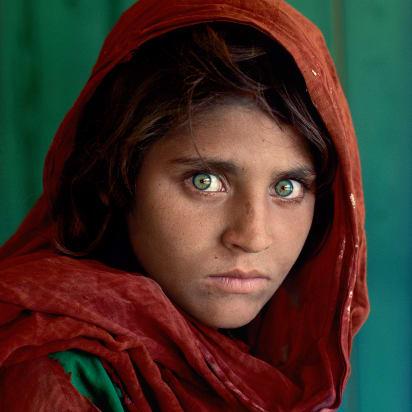 afghan girl original