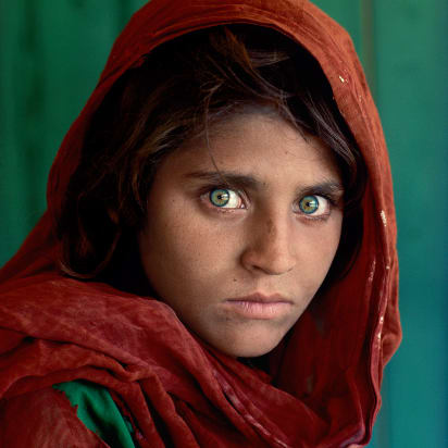 afghan girl original