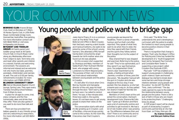 croydon news